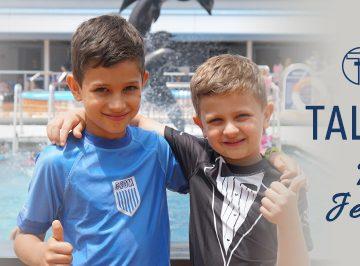 Jetsetting Kids TOSCA's Talking Travel