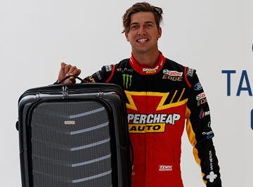 TOSCA's Talking Travel Chaz Mostert