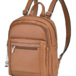 TOSCA tan backpack
